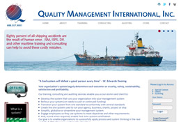 QMII - Website Development & Management