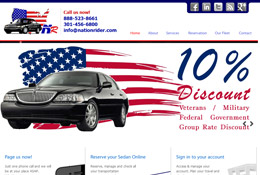 Nation Rider - Website Designing & SEO